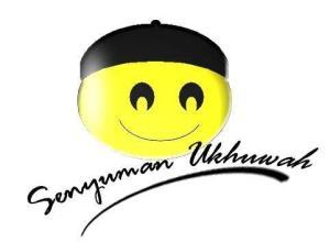 Dengan Senyum Tunai Ukhuwah
